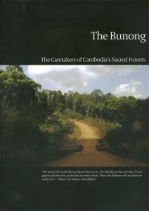 The Bunong - Front Cover
