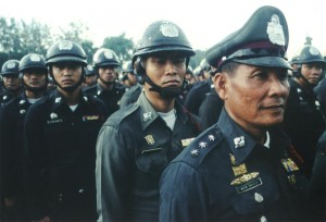 Thailand-police