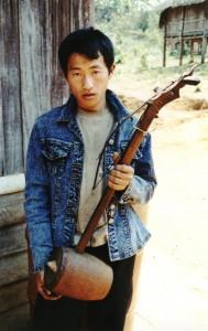 lao hmong-fiddle
