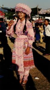 lao hmong-girl